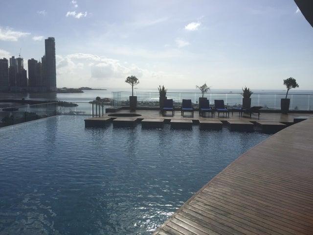 Apartamento Panama>Panama>Avenida Balboa - Alquiler:2.700 US Dollar - codigo: 18-899