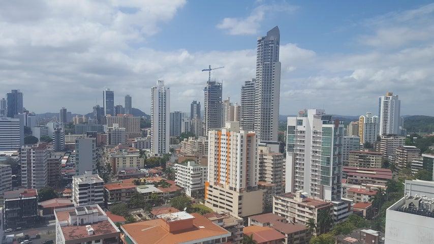 Apartamento Panama>Panama>El Cangrejo - Alquiler:1.100 US Dollar - codigo: 18-1056