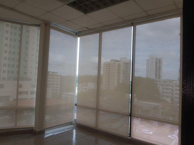 Oficina Panama>Panama>El Cangrejo - Alquiler:2.500 US Dollar - codigo: 18-1099