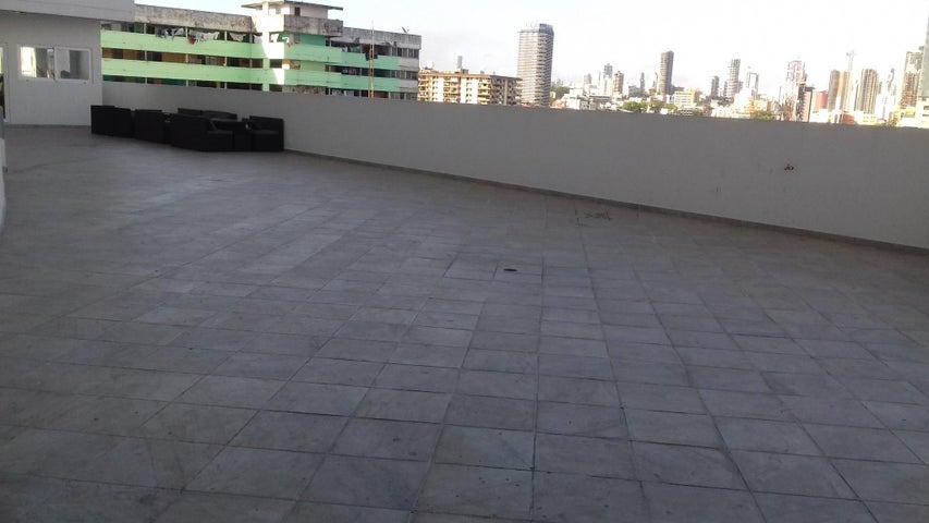 Apartamento Panama>Panama>Calidonia - Alquiler:1.100 US Dollar - codigo: 18-1256