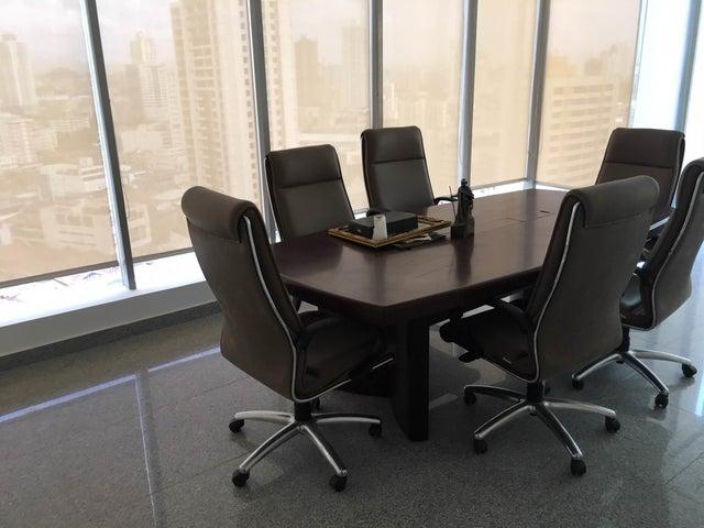 Oficina Panama>Panama>Obarrio - Alquiler:2.500 US Dollar - codigo: 18-1370