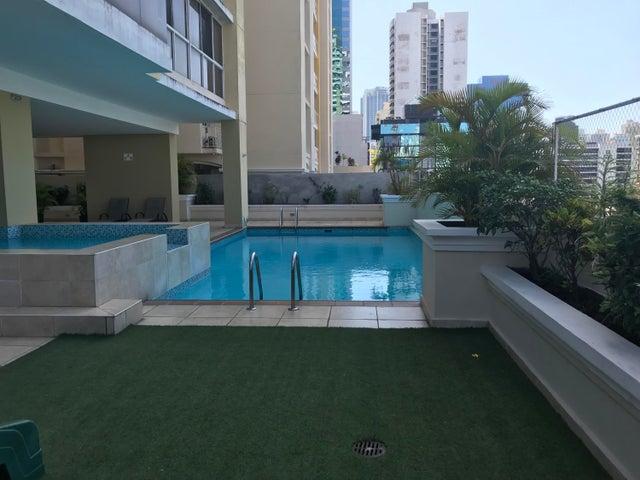 Apartamento Panama>Panama>Obarrio - Venta:190.000 US Dollar - codigo: 18-1685