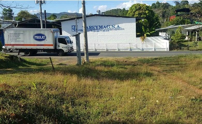 Terreno Panama>Panama>Tocumen - Venta:552.800 US Dollar - codigo: 18-1730