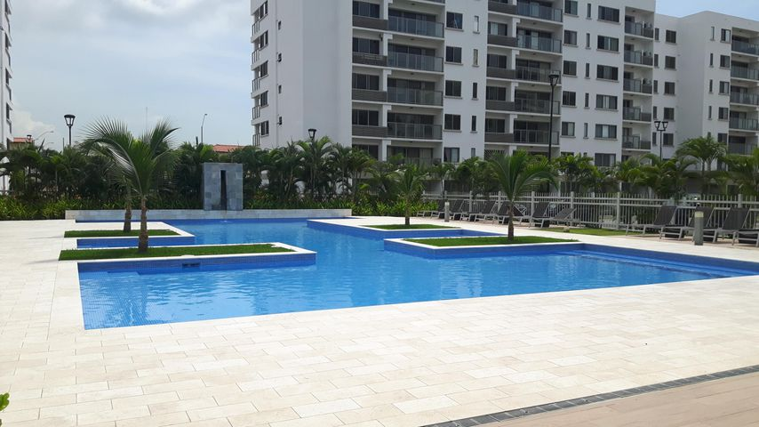 Apartamento Panama>Panama>Panama Pacifico - Alquiler:1.100 US Dollar - codigo: 18-1737