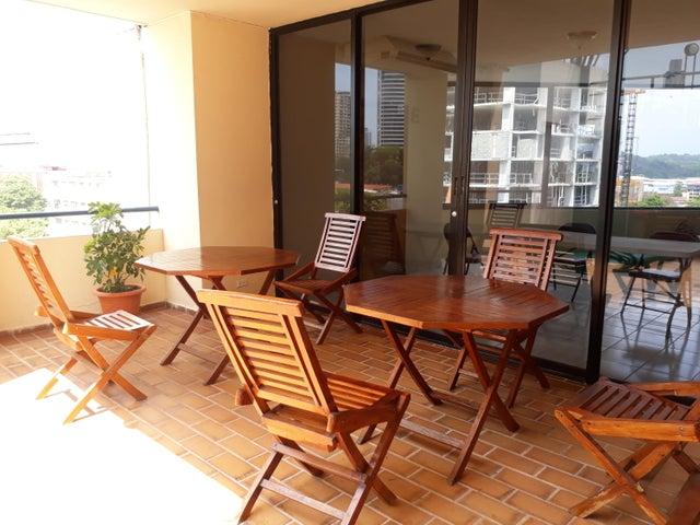Apartamento Panama>Panama>Bellavista - Venta:110.000 US Dollar - codigo: 18-1744