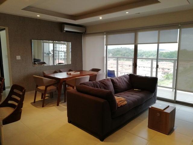 Apartamento Panama>Panama>Panama Pacifico - Alquiler:1.200 US Dollar - codigo: 18-2521
