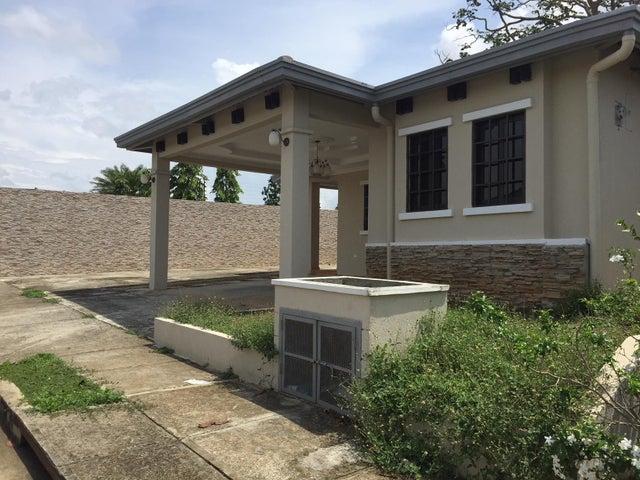 Casa Panama>La chorrera>Chorrera - Venta:180.000 US Dollar - codigo: 18-2559