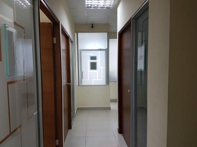 Oficina Panama>Panama>Bellavista - Alquiler:750 US Dollar - codigo: 18-3439