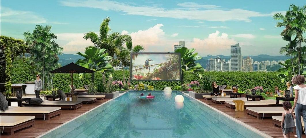 Apartamento Panama>Panama>Bellavista - Venta:433.600 US Dollar - codigo: 18-3462