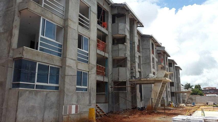 Apartamento Panama>Panama>Juan Diaz - Venta:97.590 US Dollar - codigo: 16-3349