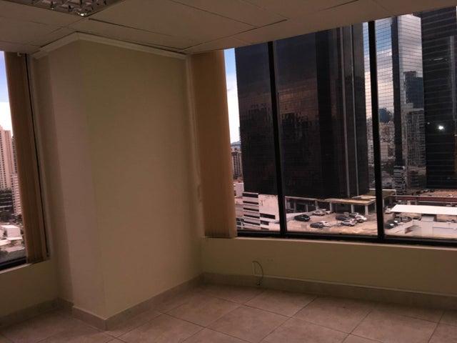 Oficina Panama>Panama>Obarrio - Alquiler:1.800 US Dollar - codigo: 18-3721