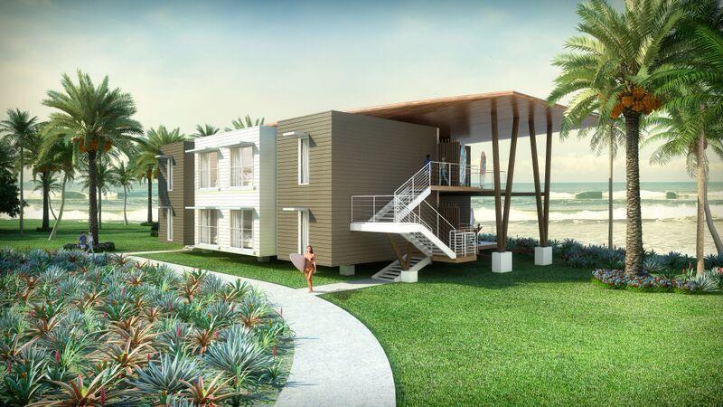 Apartamento Los Santos>Pedasi>Pedasi - Venta:296.000 US Dollar - codigo: 18-3925