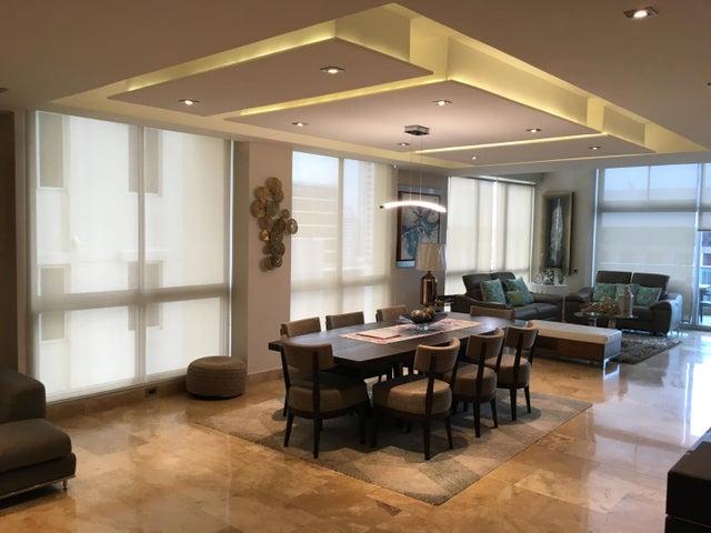 Apartamento Panama>Panama>San Francisco - Venta:661.500 US Dollar - codigo: 18-3949