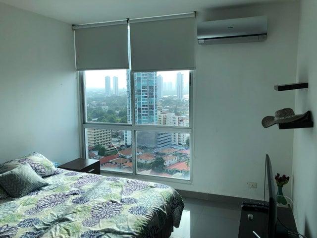 Apartamento Panama>Panama>San Francisco - Venta:220.000 US Dollar - codigo: 18-4080