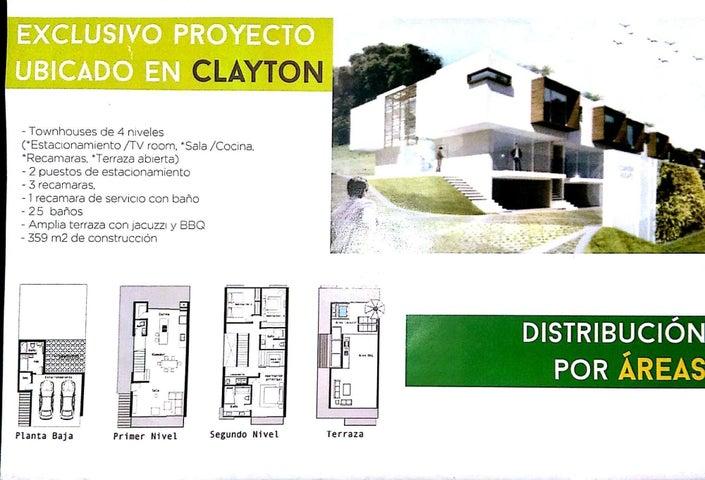 Apartamento Panama>Panama>Clayton - Alquiler:4.200 US Dollar - codigo: 18-3414