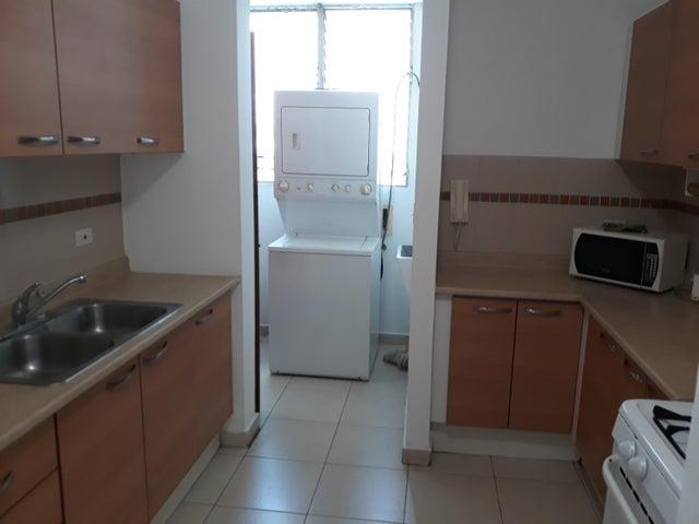 Apartamento Panama>Panama>Bellavista - Alquiler:1.500 US Dollar - codigo: 18-4598