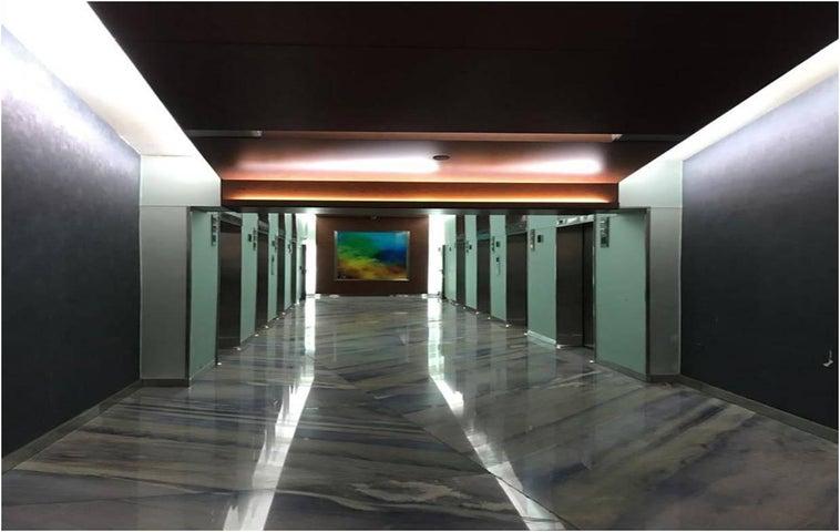 Oficina Panama>Panama>Obarrio - Venta:960.000 US Dollar - codigo: 18-3352