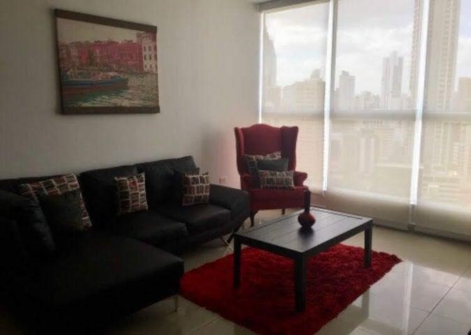 Apartamento Panama>Panama>Obarrio - Alquiler:1.450 US Dollar - codigo: 18-4713