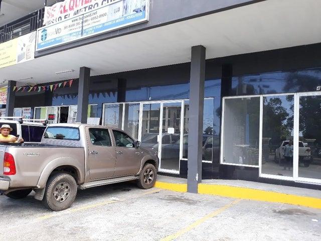 Oficina Panama>San Miguelito>Rufina Alfaro - Alquiler:700 US Dollar - codigo: 18-4760