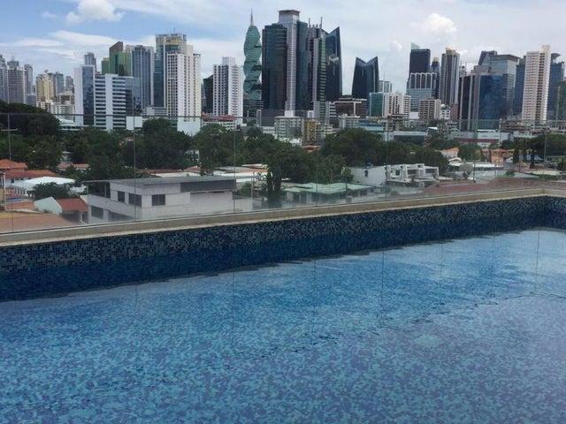 Apartamento Panama>Panama>San Francisco - Alquiler:1.280 US Dollar - codigo: 18-4808