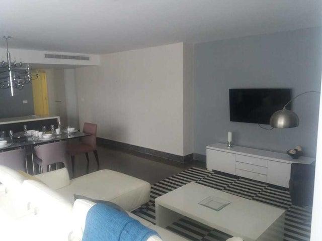 Apartamento Panama>Panama>Avenida Balboa - Alquiler:3.000 US Dollar - codigo: 18-4815