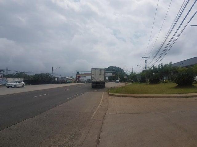 Terreno Panama>La chorrera>Chorrera - Venta:14.478.750 US Dollar - codigo: 18-5105