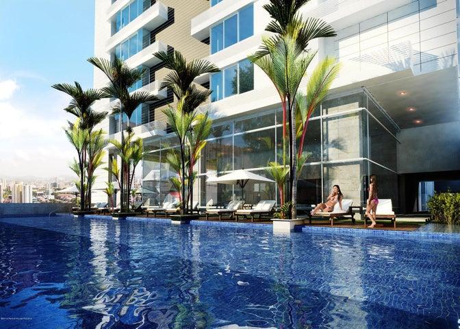 Apartamento Panama>Panama>San Francisco - Venta:450.000 US Dollar - codigo: 18-5538