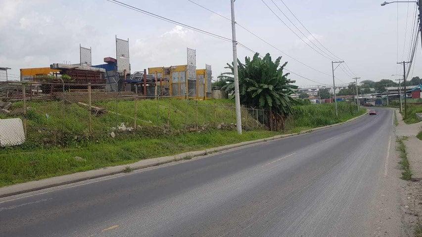 Terreno Panama>Panama>Tocumen - Venta:1.125.000 US Dollar - codigo: 18-5686