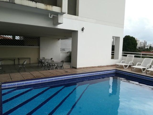 Apartamento Panama>Panama>El Carmen - Alquiler:990 US Dollar - codigo: 18-5873