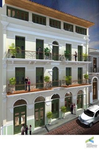 Apartamento Panama>Panama>Casco Antiguo - Venta:415.760 US Dollar - codigo: 18-6005