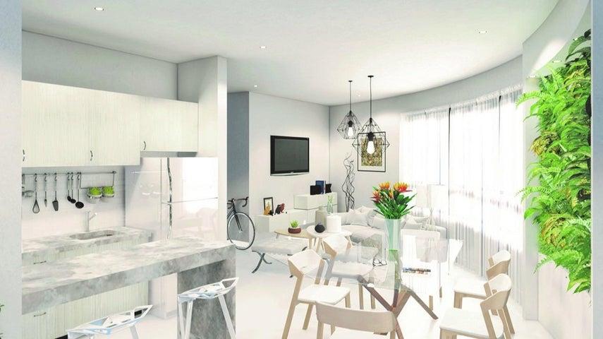 Apartamento Panama>Panama>Bellavista - Venta:105.000 US Dollar - codigo: 18-6180