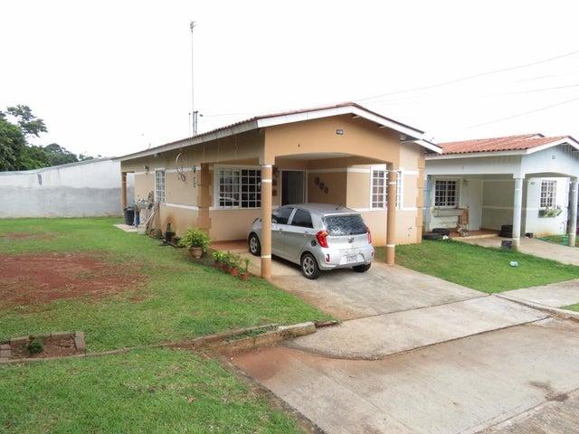 Casa Panama>Panama Oeste>Arraijan - Venta:105.000 US Dollar - codigo: 18-6278