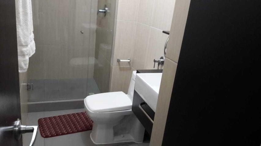 Apartamento Panama>Panama>Bellavista - Alquiler:850 US Dollar - codigo: 18-5690