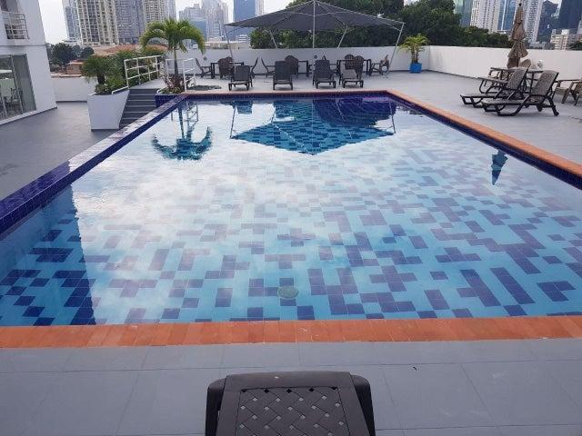 Apartamento Panama>Panama>San Francisco - Alquiler:1.150 US Dollar - codigo: 18-6960