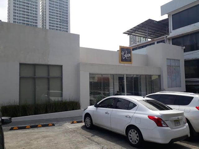 Local comercial Panama>Panama>San Francisco - Alquiler:900 US Dollar - codigo: 18-7005