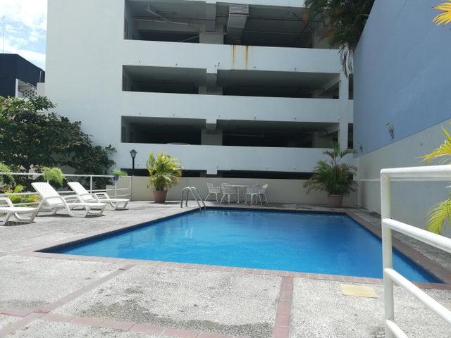 Apartamento Panama>Panama>Marbella - Alquiler:1.250 US Dollar - codigo: 18-7166