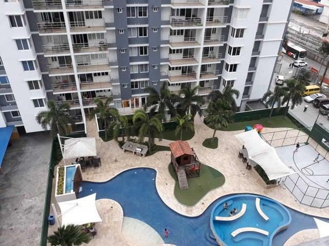 Apartamento Panama>Panama>Transistmica - Alquiler:900 US Dollar - codigo: 18-7172