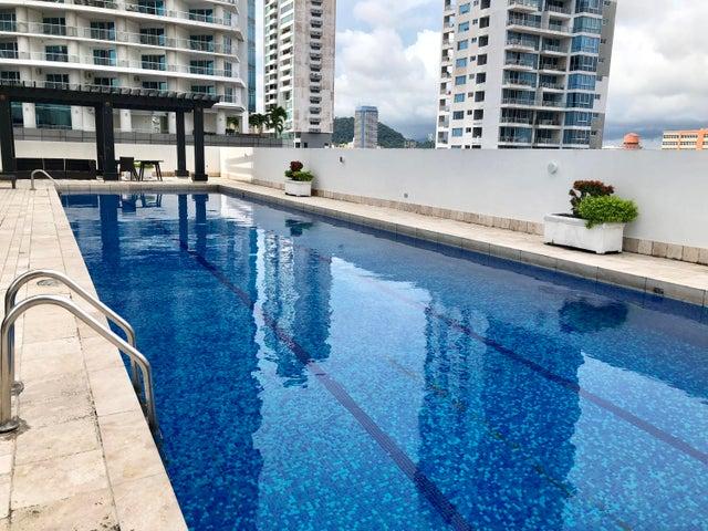Apartamento Panama>Panama>Avenida Balboa - Venta:380.000 US Dollar - codigo: 18-7497