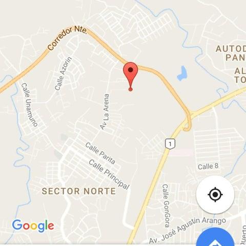 Terreno Panama>Panama>Las Mananitas - Venta:330.000 US Dollar - codigo: 18-7639