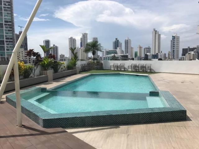 Apartamento Panama>Panama>San Francisco - Alquiler:1.050 US Dollar - codigo: 18-7838