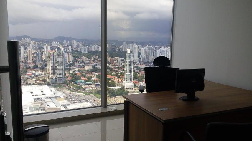 Oficina Panama>Panama>Punta Pacifica - Alquiler:1.100 US Dollar - codigo: 18-7942
