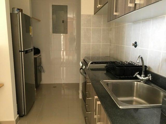 Apartamento Panama>Panama>Carrasquilla - Alquiler:900 US Dollar - codigo: 18-8357