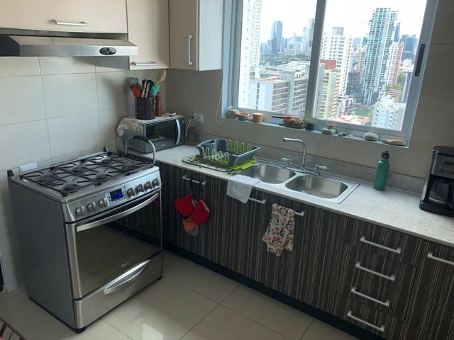 Apartamento Panama>Panama>San Francisco - Venta:398.000 US Dollar - codigo: 18-8396