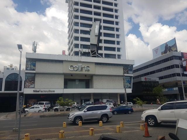 Local comercial Panama>Panama>Via España - Alquiler:45.000 US Dollar - codigo: 18-8526