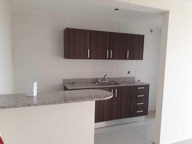 Apartamento Panama>Panama>Carrasquilla - Alquiler:850 US Dollar - codigo: 19-336