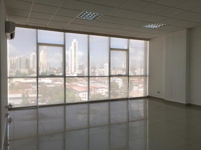 Oficina Panama>Panama>Via Brasil - Alquiler:1.150 US Dollar - codigo: 19-347