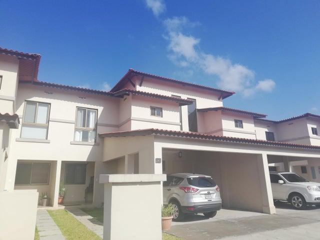 Casa Panama>Panama>Panama Pacifico - Alquiler:1.100 US Dollar - codigo: 19-362