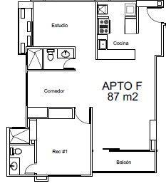 Apartamento Panama>Panama>Parque Lefevre - Venta:165.000 US Dollar - codigo: 19-906