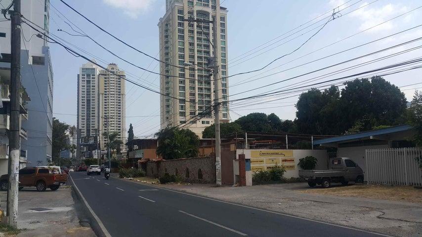 Terreno Panama>Panama>San Francisco - Alquiler:2.300 US Dollar - codigo: 19-972