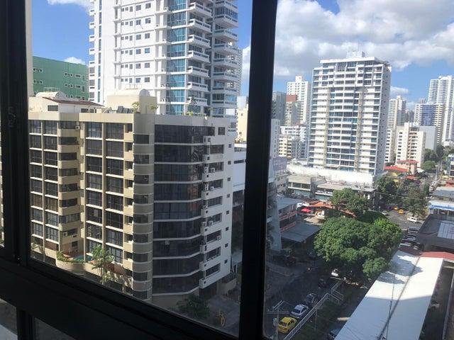 Apartamento Panama>Panama>San Francisco - Alquiler:1.300 US Dollar - codigo: 19-1171